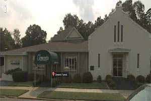 Clements Funeral Home Durham North Carolina Nc Funeral Flowers