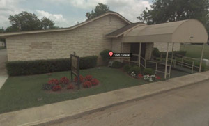 Finch Chapel Funeral Home Stockdale Texas Tx Funeral Flowers