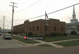 Ronan Moore Finch Funeral Home Dekalb Illinois Il Funeral Flowers