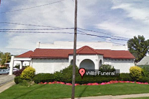Wills Funeral – Cleveland, Ohio (OH) – Funeral Flowers