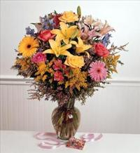 FUNERAL VASE ARRANGEMENT by America