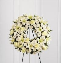 Treasured Tribute Wreath by America