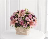 Loving Sympathy Basket by America