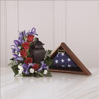 Patriotic Tribute Arrangement by America