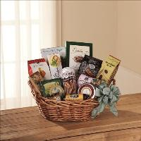 Warmth & Comfort Gourmet Basket by America