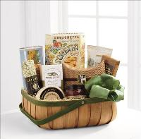 Heartfelt Sympathies Gourmet Basket by America