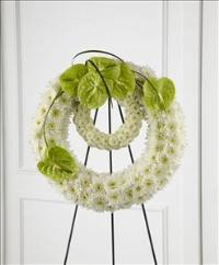 The FTD® Wreath of Remembrance™ by America