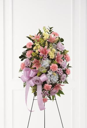 Blessings of the Earth Easel by America's Funeral Florist