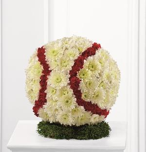 All-American Tribute Baseball by America's Funeral Florist