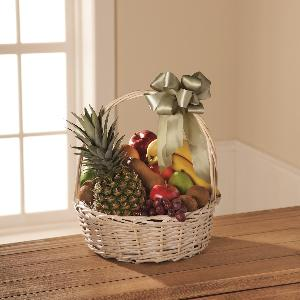 Sincerest Sympathy Gourmet Basket by America's Funeral Florist