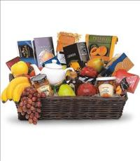 Grande Gourmet Fruit Basket by America