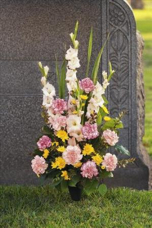 Cemetery Cone by America's Funeral Florist