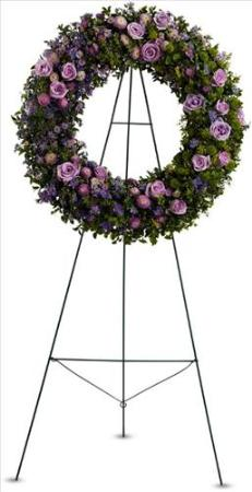 Heavenly Wreath by America's Funeral Florist