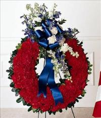 All American Tribute™ Wreath by America