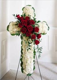 Floral Cross by America