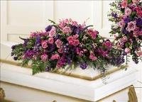 Blanket of Flowers™ Casket Spray by America