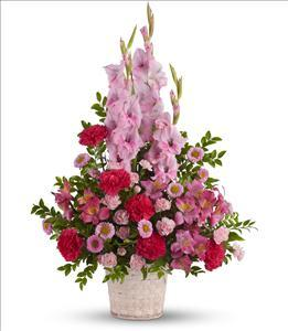 Heavenly Heights Bouquet by America's Funeral Florist